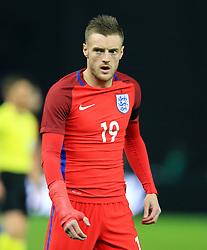Englands Jamie Vardy - Mandatory by-line: Matt McNulty/JMP - 26/03/2016 - FOOTBALL - Olympiastadion - Berlin, Germany - Germany v England - International Friendly