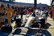 14-15 September, 2012, Fontana, California, USA.Ryan Hunter-Reay (28) .(c)2012,  Jamey Price.LAT Photo USA