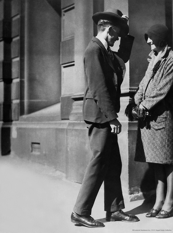 """""""A Day In the Life of a Business Girl"""" Series, Sydney, Australia, 1930"""