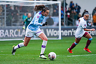 Manchester City Women forward Caroline Weir (19) in action during the FA Women's Super League match between Manchester City Women and West Ham United Women at the Sport City Academy Stadium, Manchester, United Kingdom on 17 November 2019.