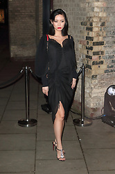 February 18, 2019 - London, United Kingdom - Betty Bachz at the Naked Heart Foundation's Fabulous Fund Fair at the Roundhouse, Chalk Farm (Credit Image: © Keith Mayhew/SOPA Images via ZUMA Wire)