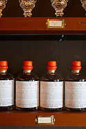 The Apothecary Tasting Room adjacent to the distillery is open to the public and features the Apothecary Line, a specialty collection of small-batch, limited edition spirits packaged in individually numbered 375ml bottles.  The line is exclusively available in Portland, Oregon. The Gammal Krogstad.