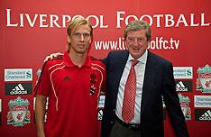 100813 Liverpool sign Christian Poulsen