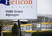 Nederland, Nijmegen, 4-1-2014Het gebopuw van de Helicon groenschool.