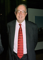 LORD ALEXANDER, chairman of the NatWest Group at a reception in London on 13th May 1997.LYH 26 MOLO