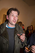 PHIL ALLEN, George Condo - private view . Simon Lee Gallery, 12 Berkeley Street, London, 10 February 2014