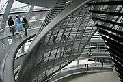 Berlin: Glass Dome of the Reichstag
