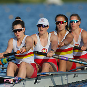 Women's Coxed Fours