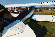 934 Waco YMF-3 at Hood River Fly-In.