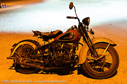 Mad Stork's Flathead at the Tennessee Motorcycles and Music Revival at Loretta Lynn's Ranch. Hurricane Mills, TN, USA. Sunday, May 23, 2021. Photography ©2021 Michael Lichter.