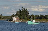 Blue Rocks Nova Scotia