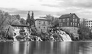 Vergennes Falls, Vergennes Vermont, USA