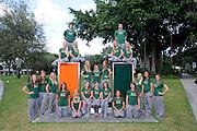 2013 Miami Hurricanes Men's & Women's Swimming & Diving Photo Day