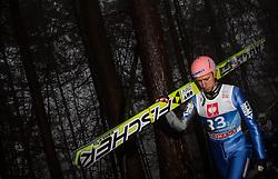 05.01.2013, Paul Ausserleitner Schanze, Bischofshofen, AUT, FIS Ski Sprung Weltcup, 61. Vierschanzentournee, Qualifikation, im Bild Martin Koch (AUT) // Martin Koch of Austria during Qualification of 61th Four Hills Tournament of FIS Ski Jumping World Cup at the Paul Ausserleitner Schanze, Bischofshofen, Austria on 2013/01/05. EXPA Pictures © 2012, PhotoCredit: EXPA/ Juergen Feichter