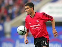 Fotball<br /> Bundesliga Tyskland 2004/2005<br /> Foto: Witters/Digitalsport<br /> NORWAY ONLY<br /> <br /> Mario CANTALUPPI<br /> Fussballspieler 1.FC Nürnberg