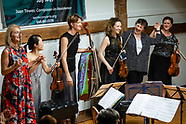 2018 Weekend of Chamber Music Barn Variations