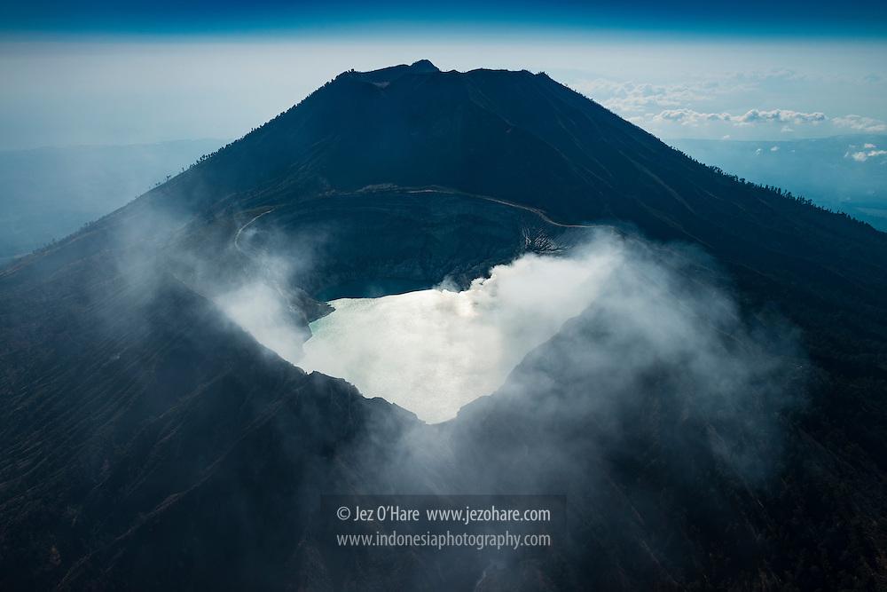 Kawah Ijen, Jawa Timur, Indonesia