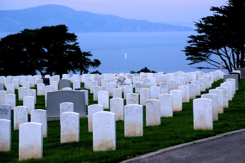 california, cemetery, san francisco