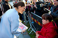 Crown Princess Victoria and Prince Daniel visit Varmland, 18-11-2015