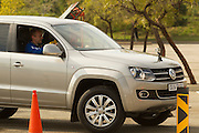 The new Volkswagen Amarok automatic vehicle was launched to enthusiasts and existing owners around South Africa via an urban off road challenge that allowed the drivers to test the 4x4 abilities and comfort of the automatic transmission Amarok