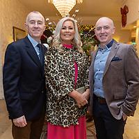 Pat and Sandra Moylan and Robbie Hogan