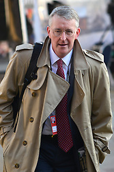 © Licensed to London News Pictures. 03/10/2012. Manchester, UK Hilary Benn on Day 5 at The Labour Party Conference at Manchester Central today 3rd october 2012. Photo credit : Stephen Simpson/LNP