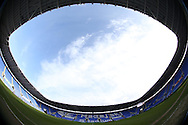 a General view of inside the Madejski Stadium before k/o. Skybet football league championship match, Reading  v Blackburn Rovers at The Madejski Stadium  in Reading, Berkshire on Sunday 20th December 2015.<br /> pic by John Patrick Fletcher, Andrew Orchard sports photography.