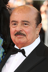 File photo dated 18/5/2008 of Saudi arms dealer Adnan Khashoggi, a businessman once worth billions and renowned for his lavish lifestyle, who has died at the age of 82, his family said.