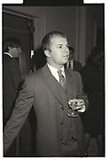 ANDREW SULLIVAN, New Republic party. Washington. 1994