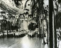 1922 Cocoanut Grove interior
