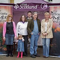 Visit Scotland - Dougie Mclean Perthshire Amber Festival promo