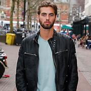 NLD/Amsterdam/20130306- Persiewing NET5 programma Sabotage, Manuel Broekman