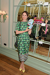 SOPHIE ELLIS-BEXTOR at the 50th anniversary party for Daphne's restaurant, 112 Draycott Avenue, London held on 24th June 2014.