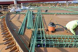 Boathouse at Canal Dock Phase II   State Project #92-570/92-674 Construction Progress Photo Documentation No. 05 on 17 November 2016. Image No. 12