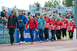 , 2014 IPC European Athletics Championships, Swansea, Wales, United Kingdom
