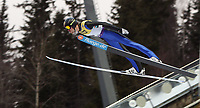 Hopp, FIS Nordic Combined World Cup presented by Viessmann<br /> Lillehammer , Norway<br /> 24.11.12<br /> Foto: Dagfinn Limoseth, Digitalsport<br /> Magnus H.Moan   , NOR