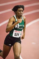 400, Manhattan, 525, Boston University John Terrier Invitational Indoor Track and Field