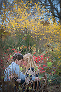 Engagement portraits by Kristina Cilia Photography