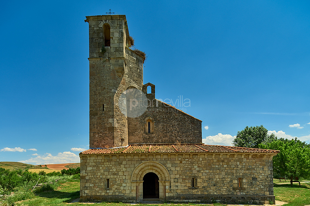 Nuestra Señora de la Asunción. Duraton. Segovia