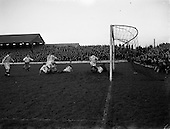 1954 - Shamrock Rovers v Waterford F.C. at Glenmalure Park