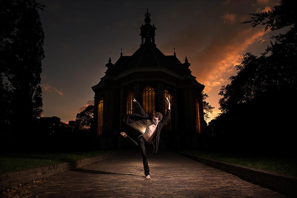 Dans in Den Haag | de Nieuwe Kerk
