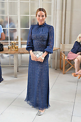 ALEXANDRA MEYERS at the Vilshenko Mid-Summer Cocktail Party held at the Cafe Royal, 68 Regent Street, London on 20th June 2014.