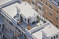 Aerial image of Condominium Unit with Rooftop Patio