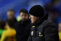 Football - 2019 / 2020 Emirates FA Cup - Fifth Round: Reading vs. Sheffield United<br /> <br /> Sheffield United manager Chris Wilder, at the Madejski Stadium.<br /> <br /> COLORSPORT/ASHLEY WESTERN