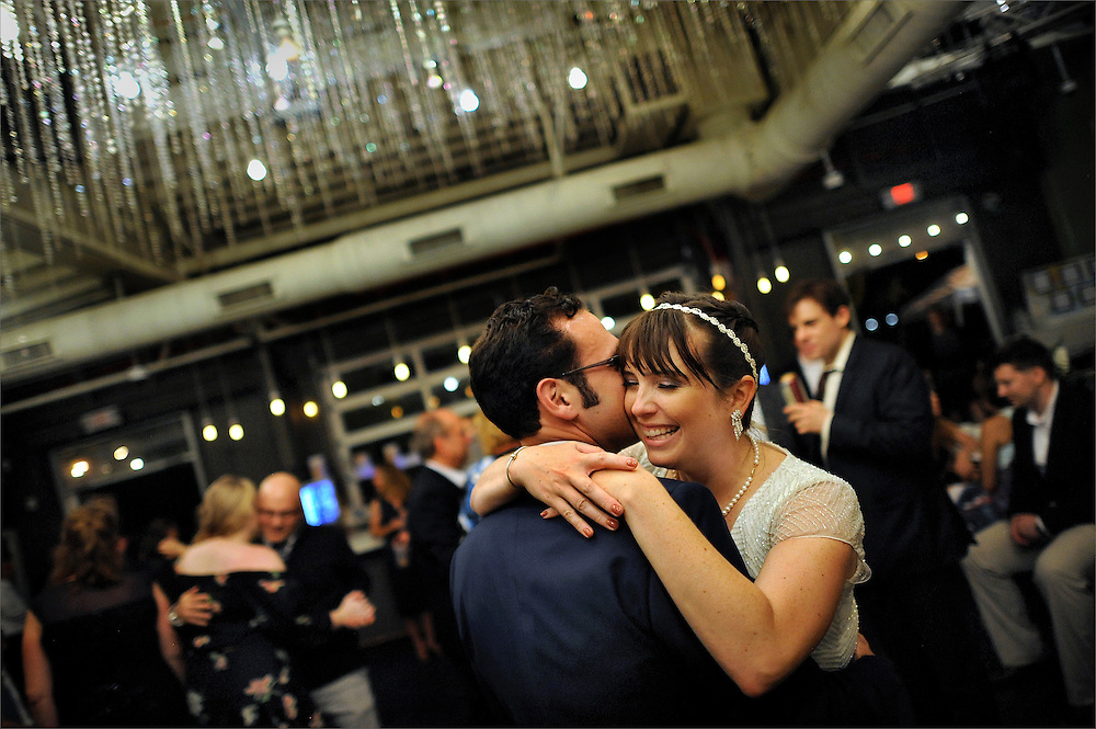 A wedding at the Casino that sits in between Asbury Park and Ocean Grove, New Jersey.