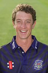 Gloucestershire player, Will Tavare - Photo mandatory by-line: Dougie Allward/JMP - 07966 386802 - 10/04/2015 - SPORT - CRICKET - Bristol, England - Bristol County Ground - Gloucestershire County Cricket Club Photocall.