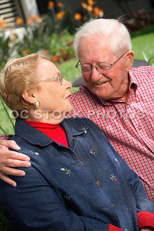 Happy Married Senior Couple