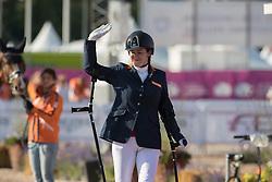 Voets Sanne, NED, Demantur<br /> FEI European Para Dressage Championships - Goteborg 2017 <br /> © Hippo Foto - Dirk Caremans