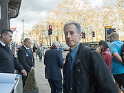 PETER TATCHELL, Francis Bacon / Darren Coffield - Private view, HERRICK GALLERY, PICCADILLY, LONDON. 12 April
