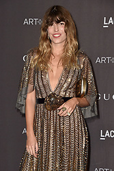 Lou Doillon attends the 2018 LACMA Art + Film Gala at LACMA on November 3, 2018 in Los Angeles, CA, USA. Photo by Lionel Hahn/ABACAPRESS.COM